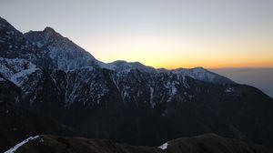Mountains are calling: Triund Trek - Part 6