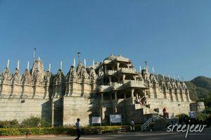 Ranakpur jain temple, an architectural wonder