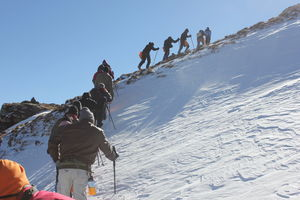 My first Himalayan adventure – Trek to Kedarkantha