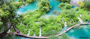 Croatia Road Trip – Plitvice National Park