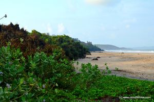 Beautiful beaches of Maharashtra