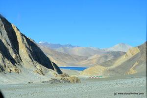 Leh – Ladakh Diaries – Pangong Tso (Pangong Lake)