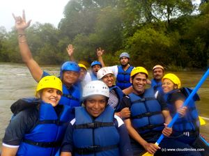 River Rafting @ Kolad!!! - Cloud9miles - Indian Travel and Fashion Blog