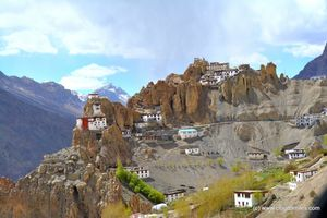 Spiti Expedition - Tabo - Dhankar - Kaza (55 KMs) - Cloud9miles - Indian Travel and Fashion Blog