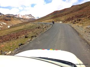Leh - Ladakh Diaries - Final Frontier - Sarchu to Delhi via Manali (778 KM) - Cloud9miles - Indian T