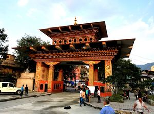 Bhutan Road Trip - Tourist Permit - Vehicle Permit - Inner Line Permit | Cloud9miles - Indian Travel