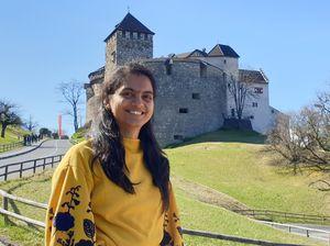 My visit to Liechtenstein and Innsbruck