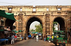 Walking through Ahmedabad, India's 1st UNESCO World Heritage City - Soul Esplanade