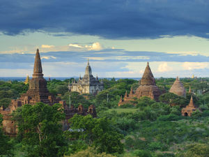 Old Bagan 1/undefined by Tripoto