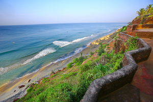 Varkala, its different..