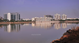 Durgam Cheruvu the chill-point of Hyderabad