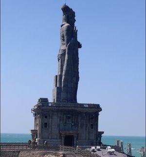 Thiruvalluvar Statue 1/undefined by Tripoto