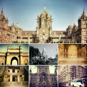 Metropolitan Mumbai - An Outsider's Romance