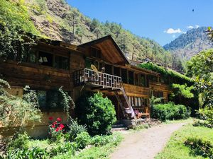 Head over to this homestay in Himachal if you want nobody to find you