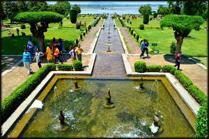 Nishat Mughal Gardens 1/undefined by Tripoto