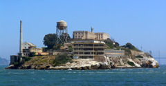 Alcatraz Island 1/45 by Tripoto