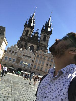 Prague #SelfileWithAView #TripotoCommunity