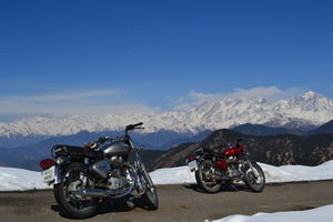 Bike trip to Deoria Tal and Chopta!!