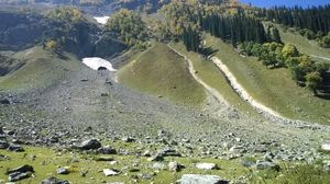 Thajiwas Glacier - Sonmarg