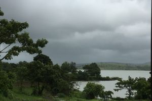 Monsoon trek to Tung Fort