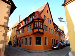 Rothenburg ob der Tauber 1/undefined by Tripoto