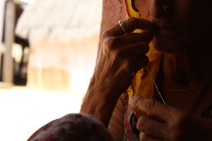 Crafts-Women from Remot(est) Rajasthan