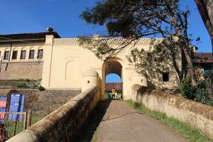 Madikeri Fort Entrance 1/2 by Tripoto