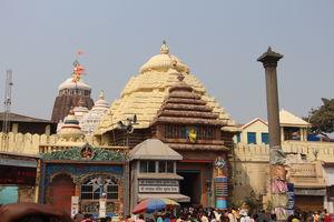 Shri Jagannath Shrine at the Shree Purusottam-Kshetra (Puri 1/1 by Tripoto