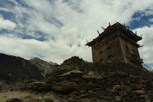Kinnaur, Himachal (Part II - Pandava's fort at Moorang - Serene Nako - Checkpoint Sumdo)