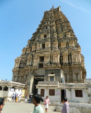 Hampi - An Architectural Wonder par excellence