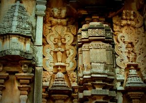 Art in Chalukya Temples 1/1 by Tripoto
