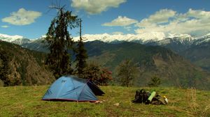 Camping in Bangla Top 1/1 by Tripoto