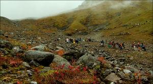 The Himalayan Odyssey of Nanda Devi