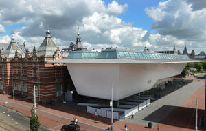 Stedelijk Museum Amsterdam 1/1 by Tripoto