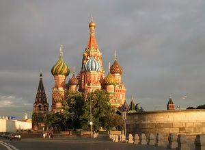 St. Basil's Cathedral 1/6 by Tripoto