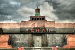 Lenin's Mausoleum 1/1 by Tripoto
