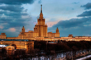 Lomonosov Moscow State University (MGU) 1/undefined by Tripoto