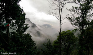 Meghalaya: The Abode of clouds