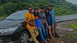 Car trip to Khandala