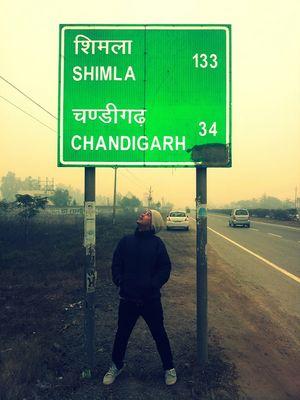 Roadtrip : Shimla/Kufri