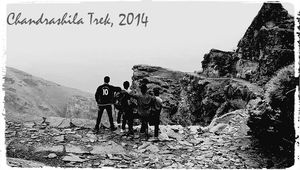 Chandrashila Trek - 2014