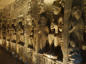 Ajanta Caves 1/undefined by Tripoto