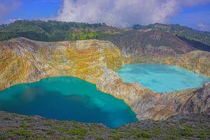 Gunung Kelimutu 1/undefined by Tripoto