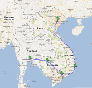 Indochina Adventures