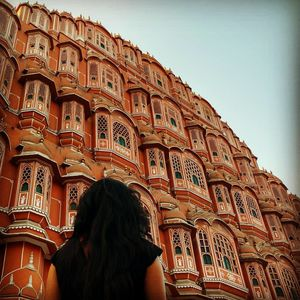Palace of winds: Jaipur
