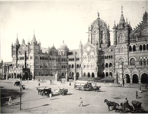 16 Ancient Pictures of India's Most Famous Places To Depict How It Has Changed In The Last 150 Years