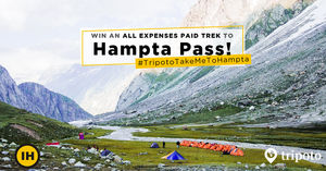 Here Is Your Chance To Win A Dream Trek To Hampta Pass!