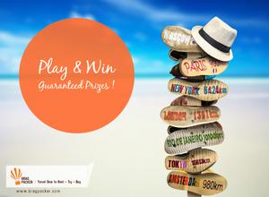 A Contest Where Every Participant Wins - The Bragpacker Travel Treasure Hunt