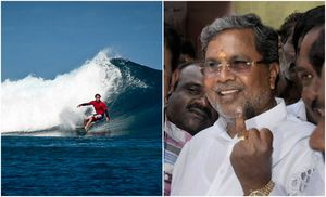 Karnataka Gets One Up On All Other States! To Host Its First-Ever Surfing Festival To Boost Tourism
