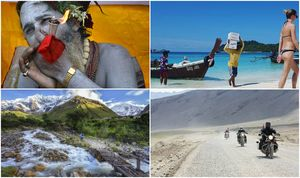 Take The Millennial Char Dham Yatra In 2018: Marijuana, Beaches, Treks, Biking At These Destinations
